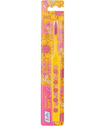Зубная щетка мягкая TePe Graphic™, Soft
