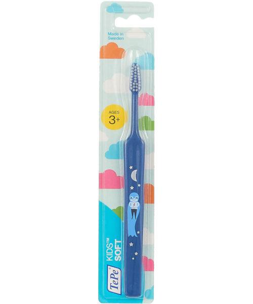 Зубная щетка мягкая TePe Kids™ 3+, Soft