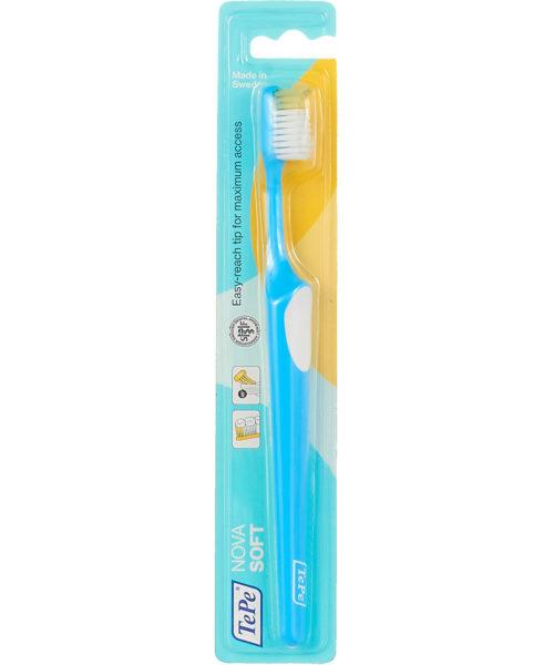 Зубная щетка мягкая TePe Nova™, Soft