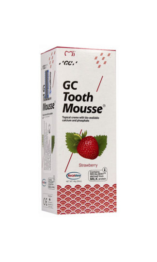 Tooth Mousse Тус Мусс, клубника