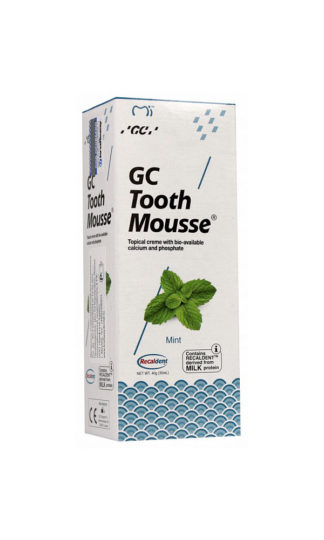 Tooth Mousse Тус Мусс, мята