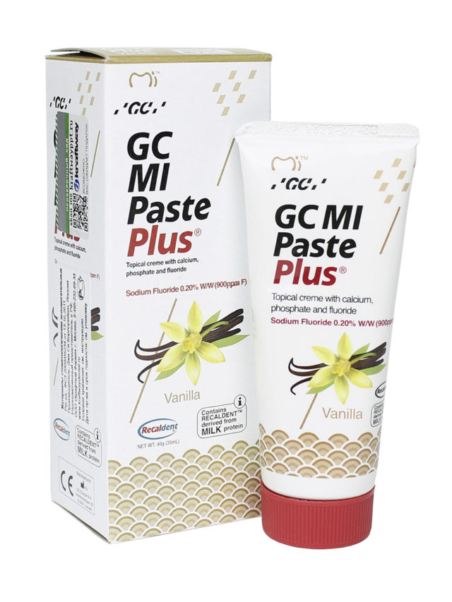 GC Mi Paste Plus Ваниль 1