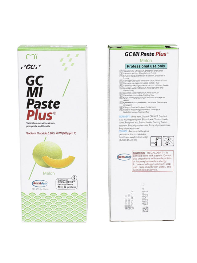 GC Mi Paste Plus Дыня 2