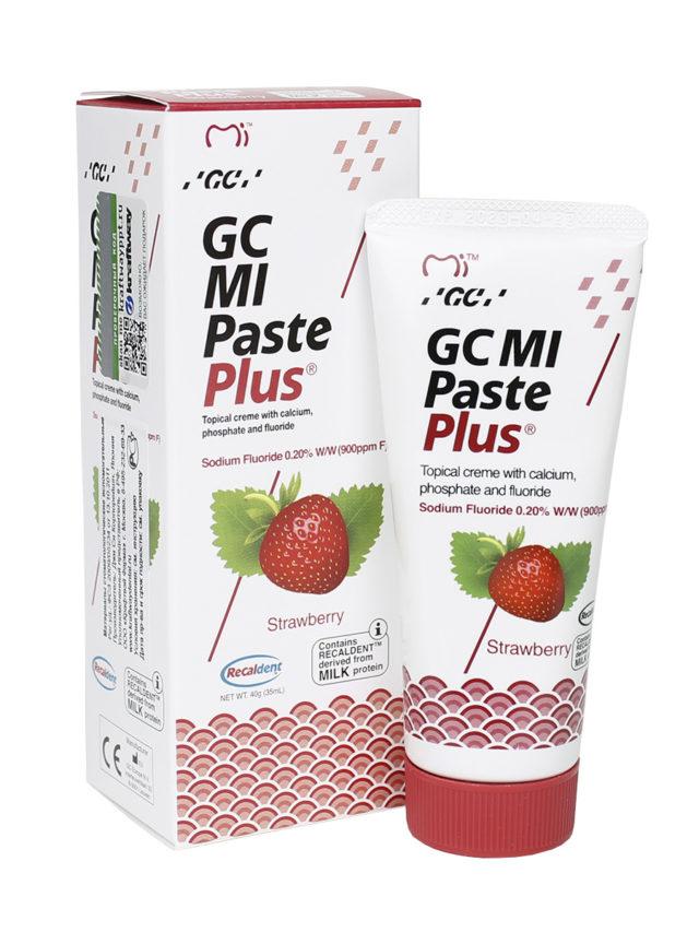 GC Mi Paste Plus Клубника 1