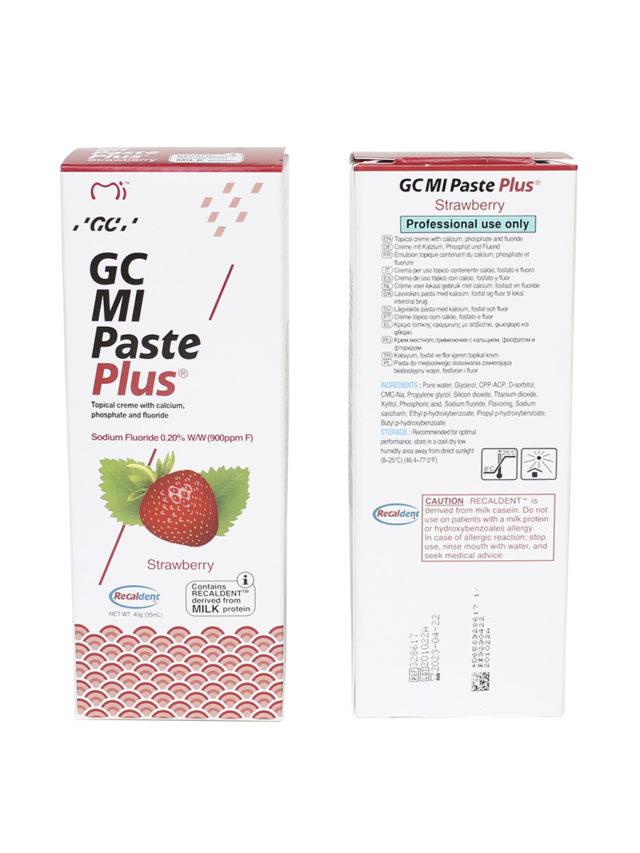 GC Mi Paste Plus Клубника 2
