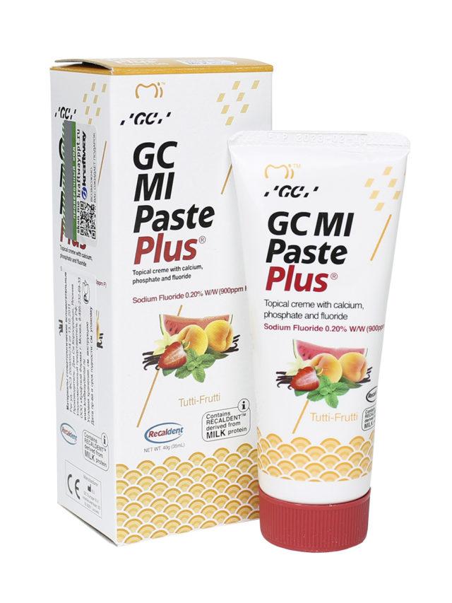 GC Mi Paste Plus Мультифрукт 1