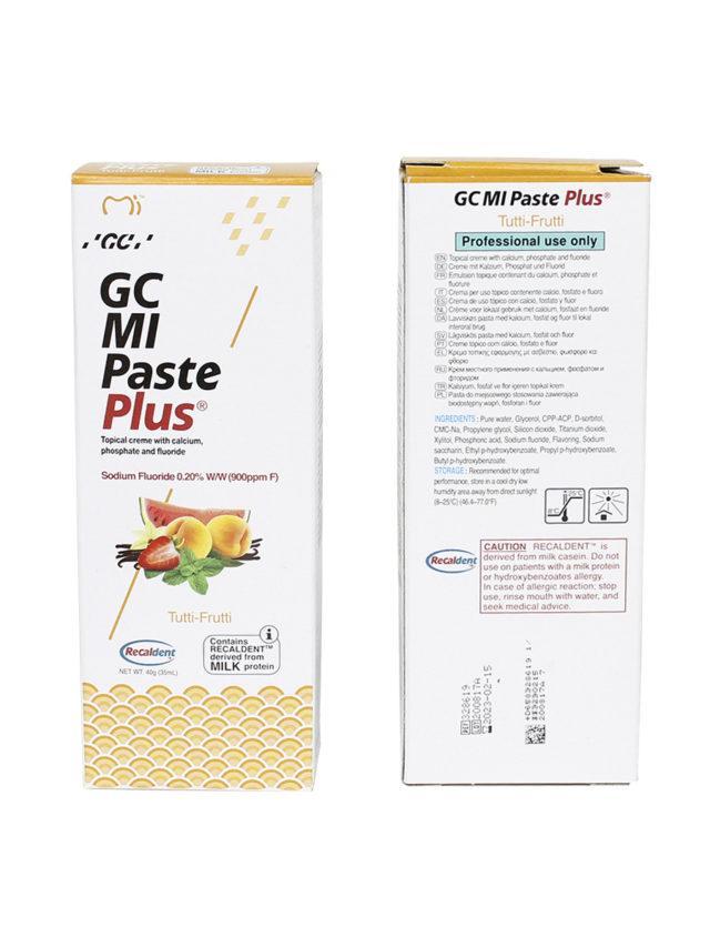 GC Mi Paste Plus Мультифрукт 2