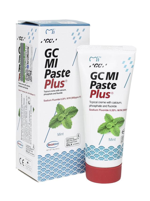 GC Mi Paste Plus Мята 1