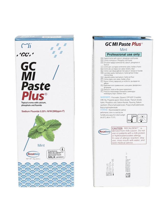 GC Mi Paste Plus Мята 2