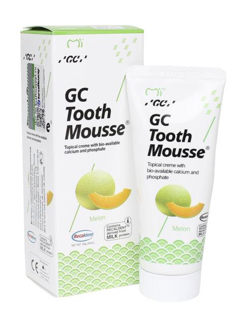 GC Tooth Mousse Дыня 1