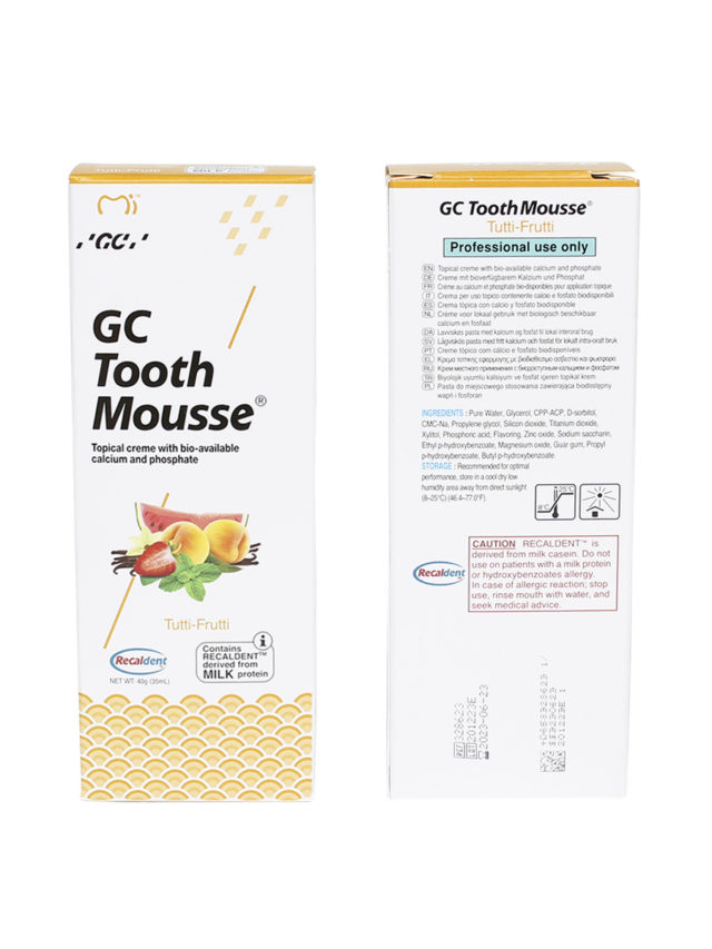 GC Tooth Mousse Мультифрукт 2