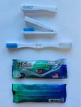 Одноразовая-зубная-щетка