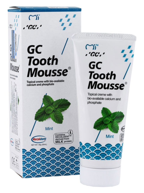 GC Tooth Mousse Mint, Тус Мусс Мята