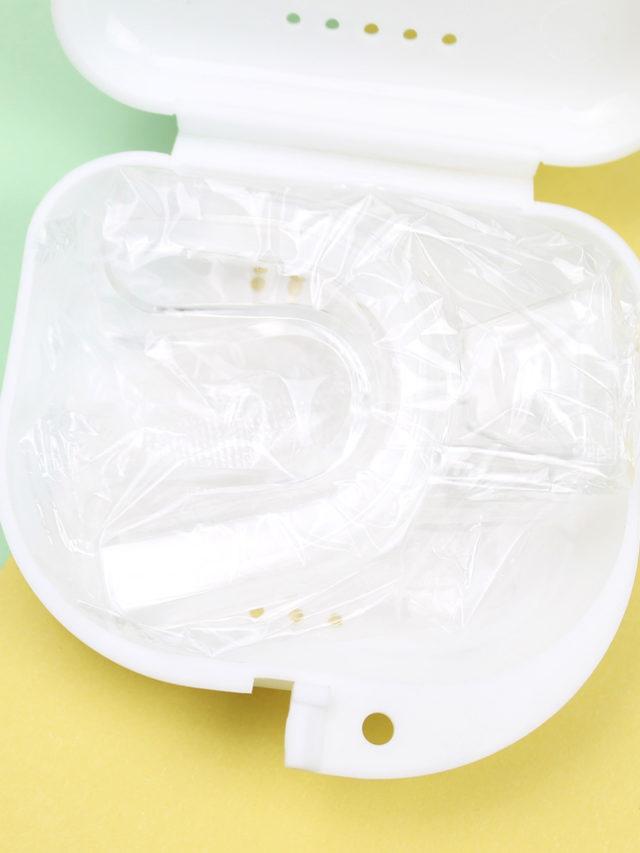 ORALIX Капа термопластичная для отбеливания или реминерализации зубов (2 шт.)